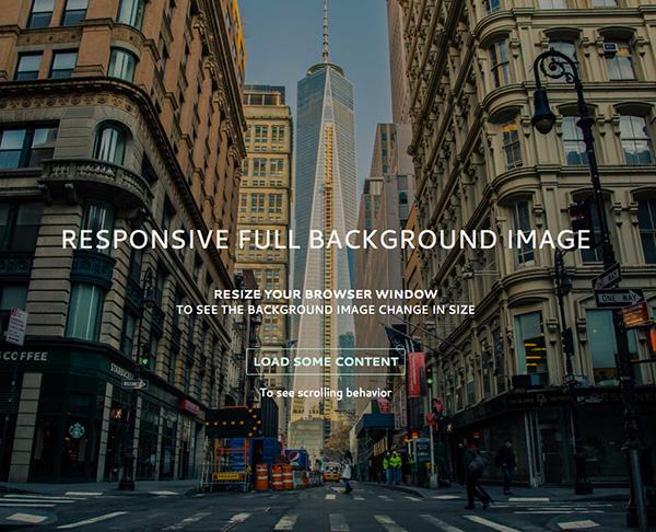背景画像を画面いっぱいに表示させる方法