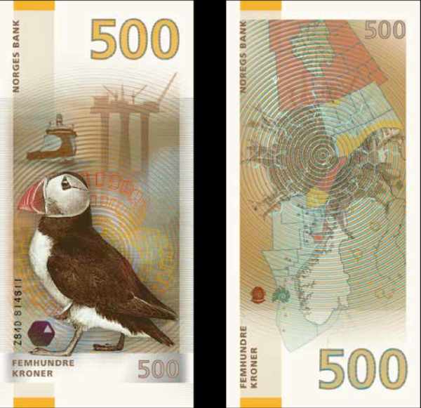 Think Norway's new bank notes are cool? You should see the ones they rejected- QUARTZ