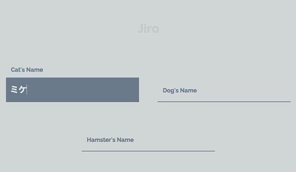 「Jiro」