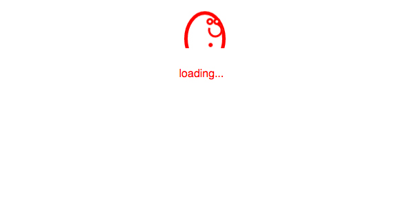 What's going on here?Fun CSS loader