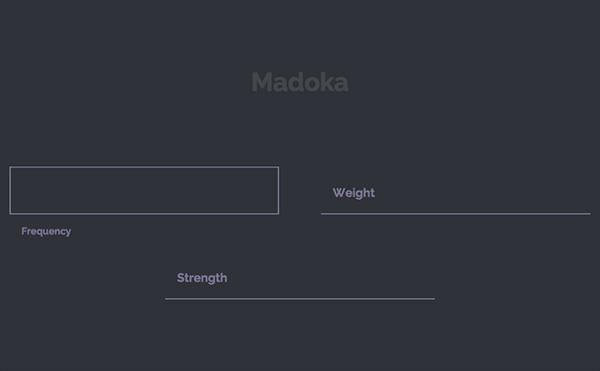 「Madoka」