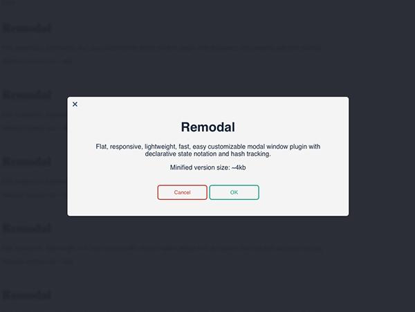 サンプル モーダル ウィンドウ コピペで実装!モーダルウィンドウのサンプル[HTML /