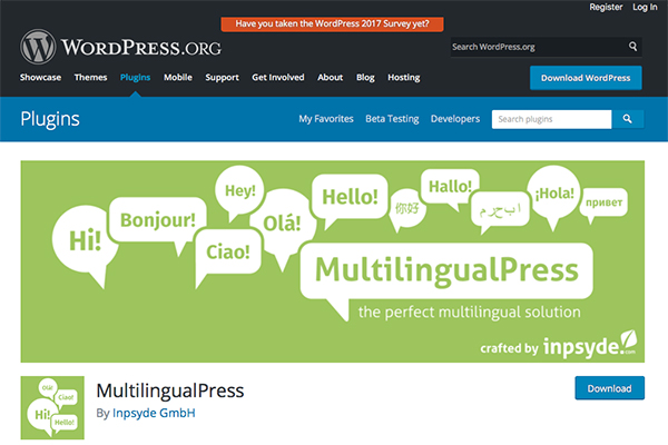 Multilingual Press